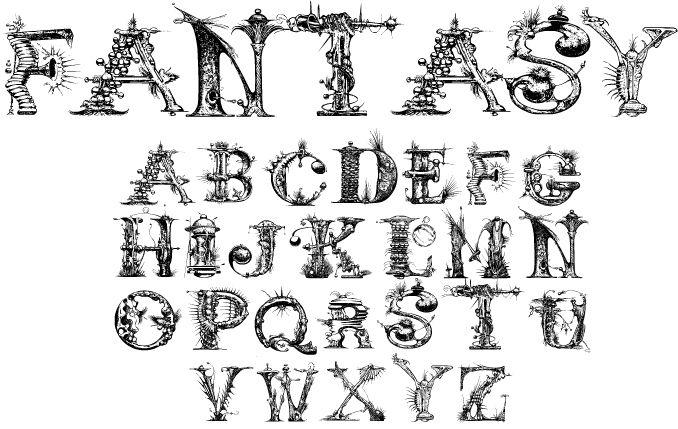 Fantasy clipart font For Typography Pinterest Sale Best