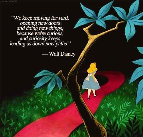 Drawn quoth disney movie Curious: Guide Pinterest about Quotes