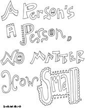Drawn quote dr seuss On ideas amazing the of