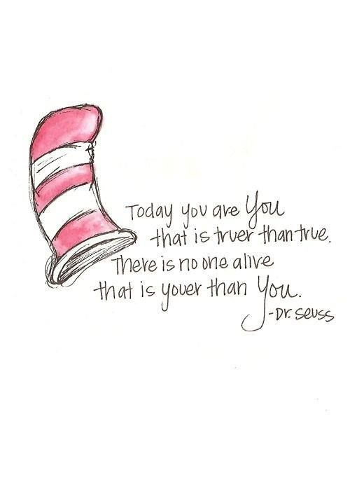 Drawn quote dr seuss Pinterest for draw think on