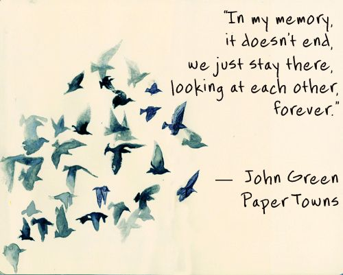 Drawn quote john green Best images Google Projects love