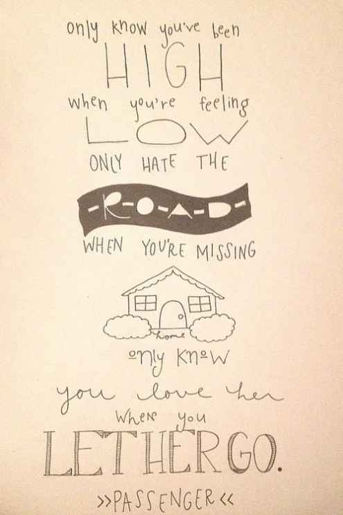 Drawn quoth letting go With Quotes quotes Go and
