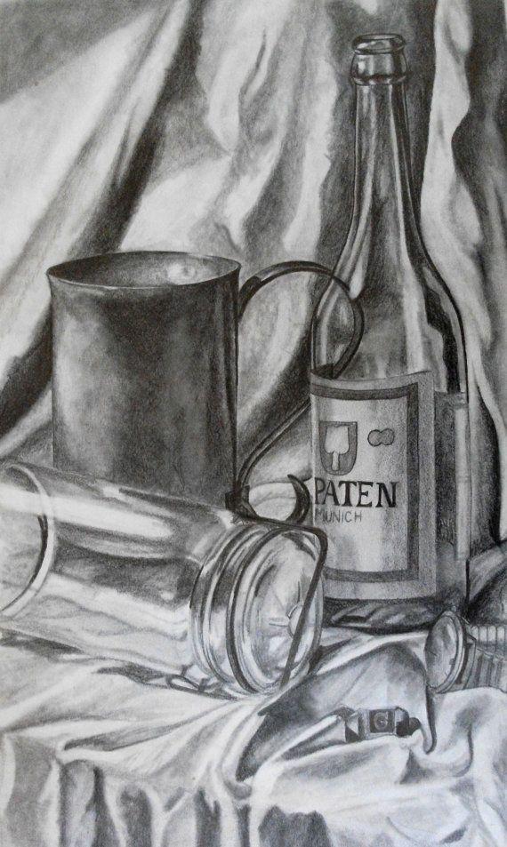 Drawn still life shading Best on 116 Pinterest images