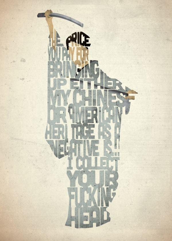 Drawn quoth movie Kill bill 17th on Best