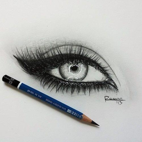 Drawn contrast perfect eye Pinterest Eyes 302 images Ogen