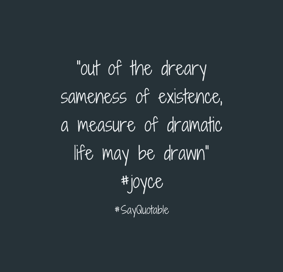 """Drawn quote sameness """" of a Quote About"""