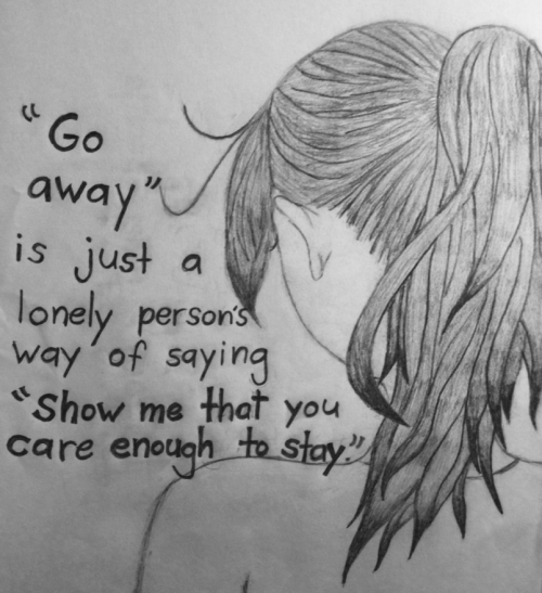 Drawn quote saying Tumblr Drawing Art Tumblr