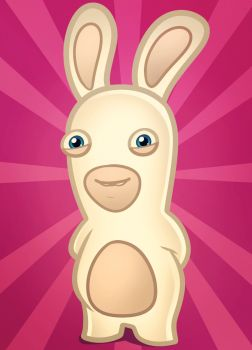 Drawn rabbid chibi 10 to rabbids rabbid on