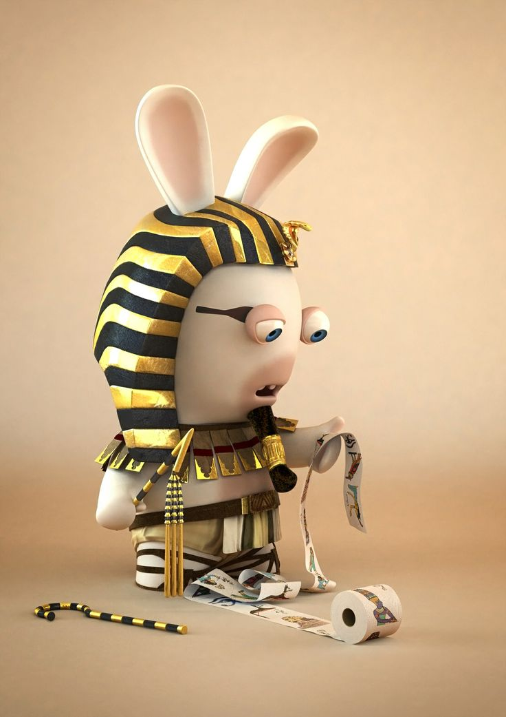 Drawn rabbid donny / images Rabbids! about Pinterest