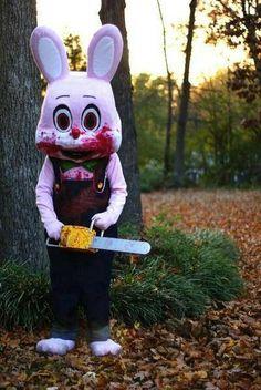 Drawn rabbid easter bunny Chainsaw RABBIDS Pinterest is Bunny