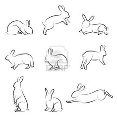 Drawn rabbid family drawing Find Pin How Illustration sketches
