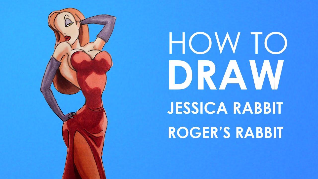 Drawn rabbid roger Jessica Jessica Rabbit's to YouTube