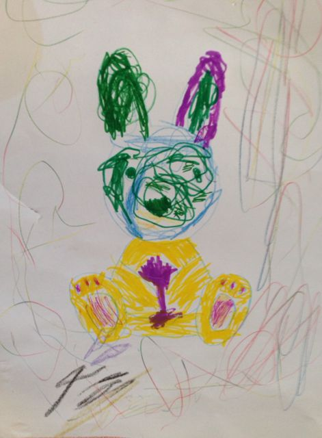 Drawn rabbit 5 year old Pinterest by 05/21 images Art