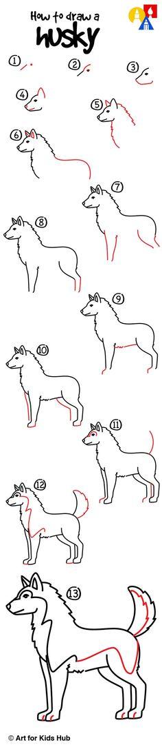 Drawn rabbit art for kid hub A Realistic To  Draw