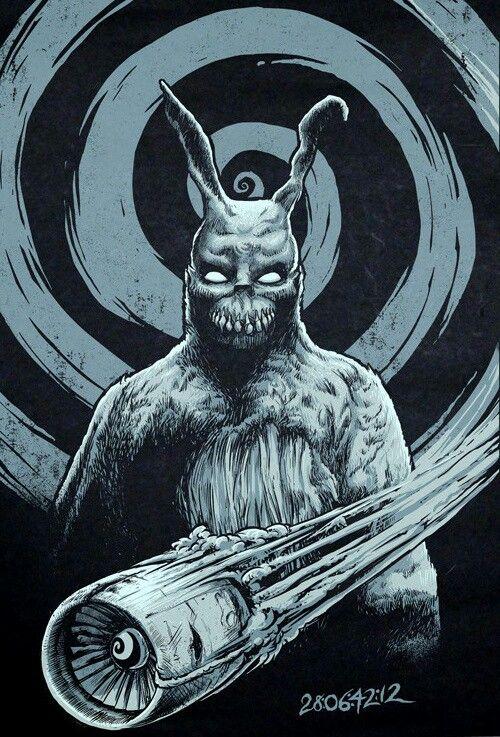 Drawn rabbit donny Pinterest Google donnie Search frank