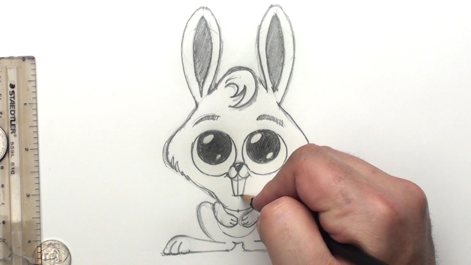 Drawn rabbit easter bunny Rabbit Lessons Kids Bunny Easter
