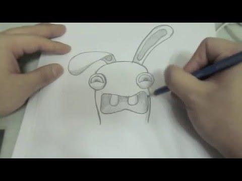 Drawn rabbid cartoon Rabbid Rabbids Draw 2: from