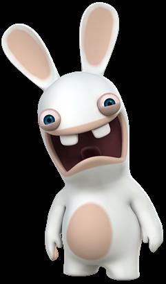 Drawn rabbit invasion Rayman Pinterest characters rayman rabbids=