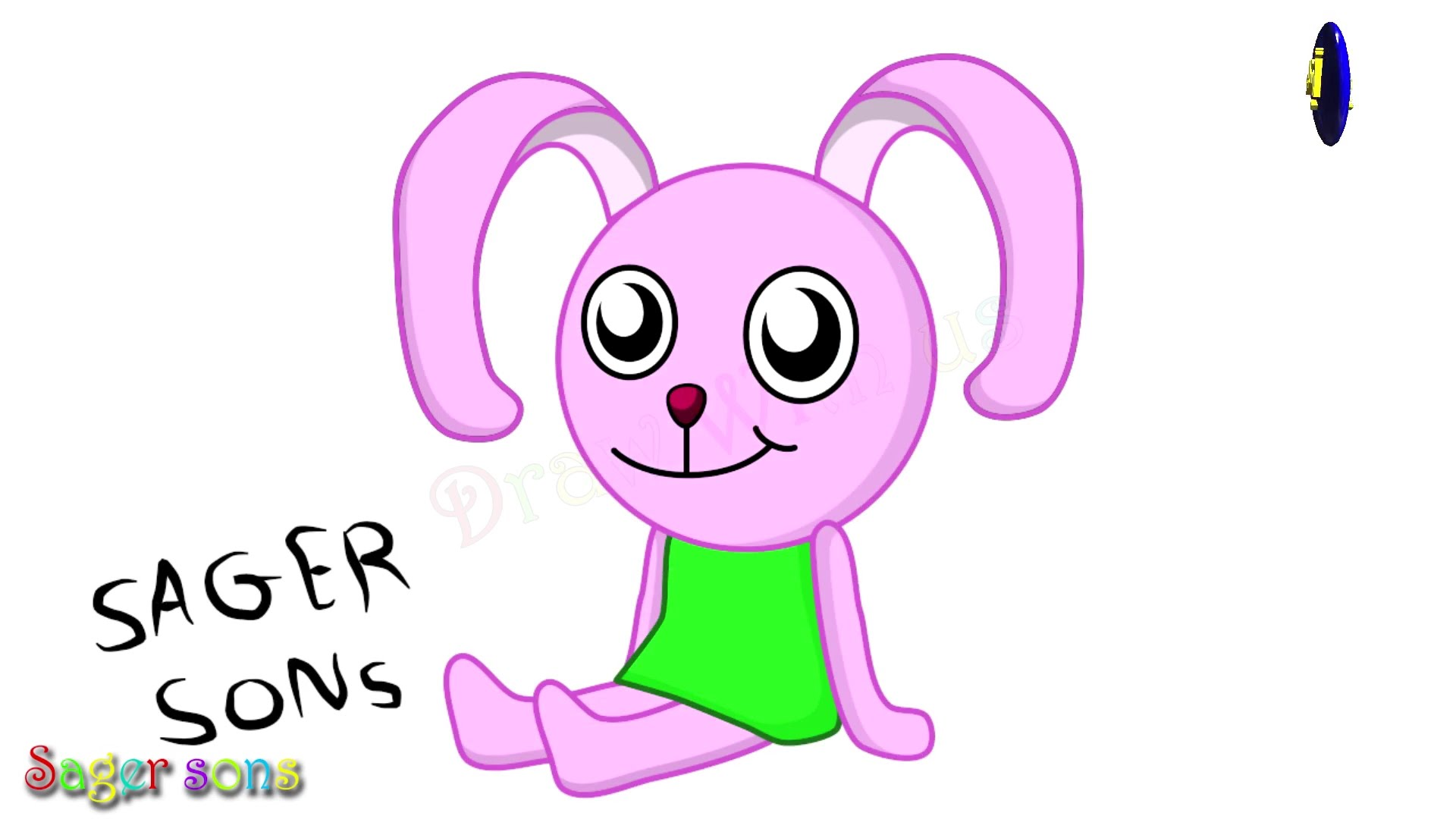Drawn rabbit little rabbit YouTube a to Draw To