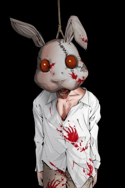 Drawn rabbit psychological On 52 best Horror/psychological Find