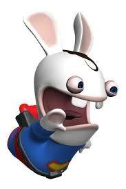 Drawn rabbid bunny tail Rabbids best 60 Google on