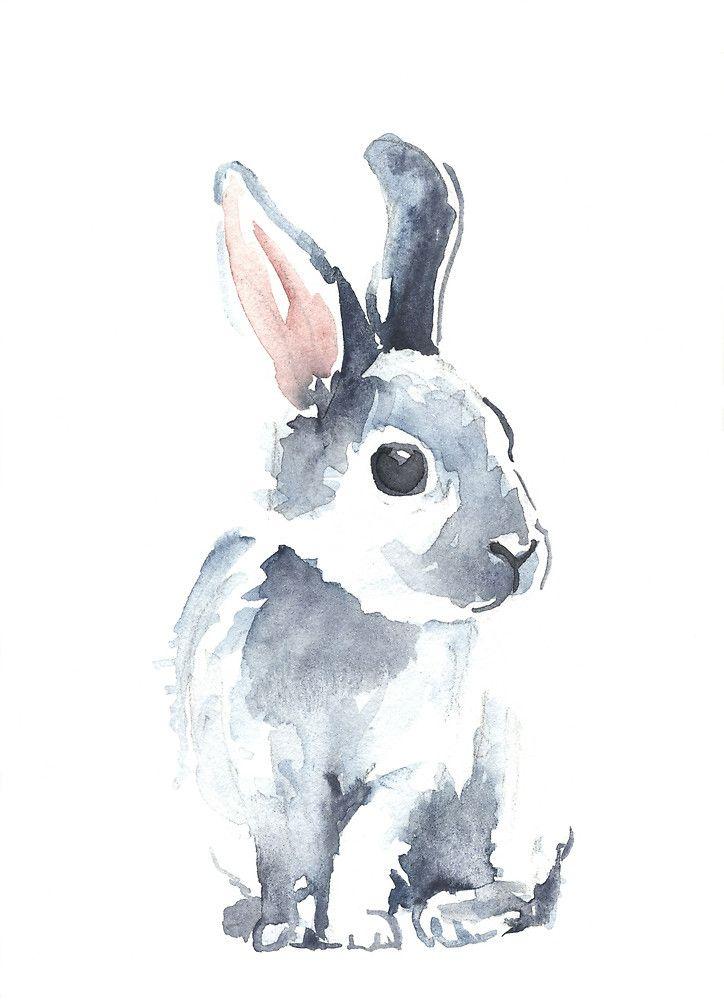Drawn rabbit sweet bunny Bunny by Faulkner Best A