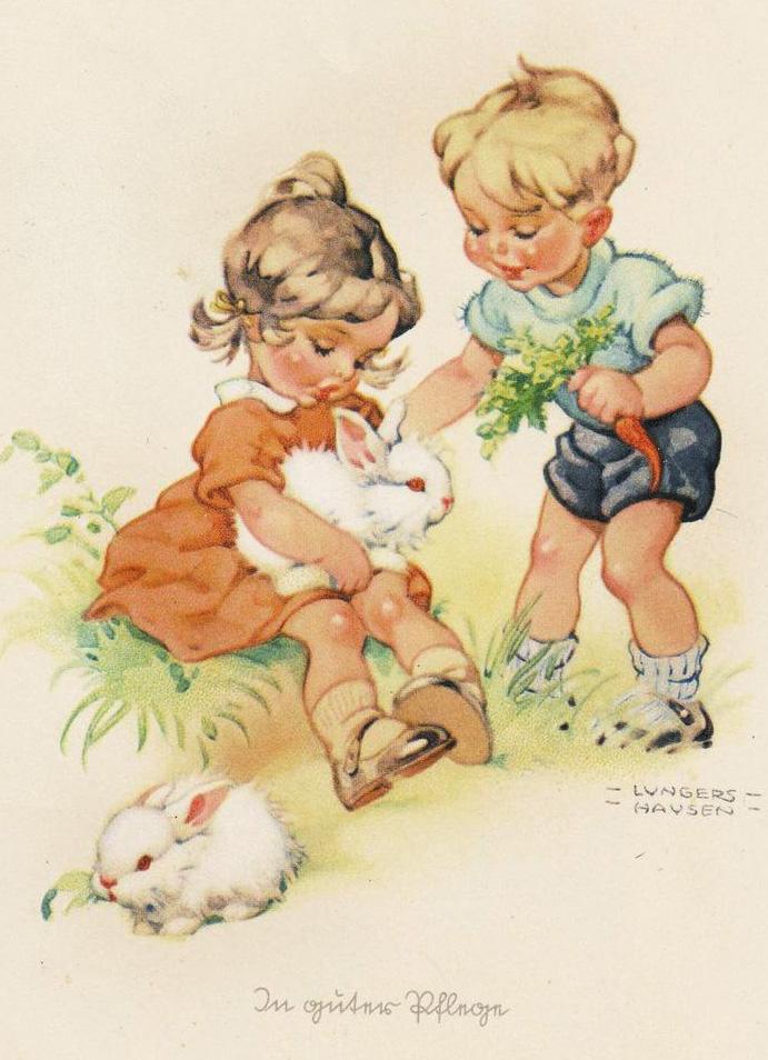 Drawn rabbit toddler Poter beatrix illustration  peter