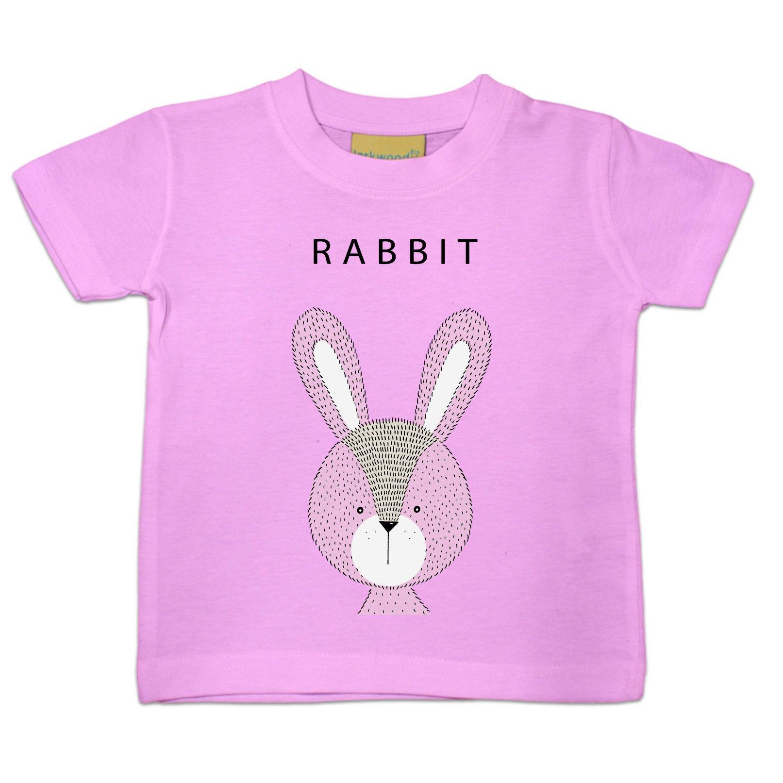 Drawn rabbit toddler Baby Vegan Rabbit T Passoom