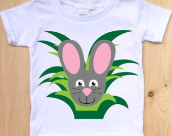Drawn rabbit toddler T Rabbit tshirt Toddler Etsy