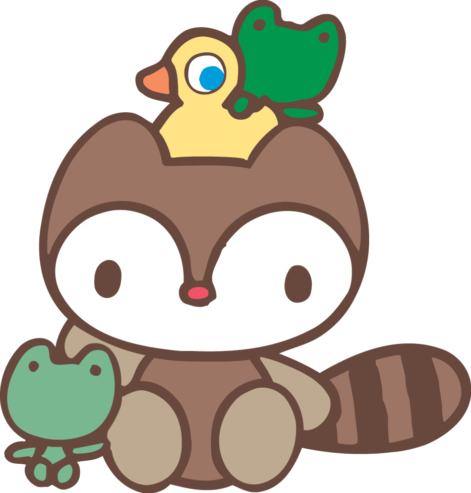 Drawn raccoon kawaii Raccoon Cute Landry Raccoon Kawaii