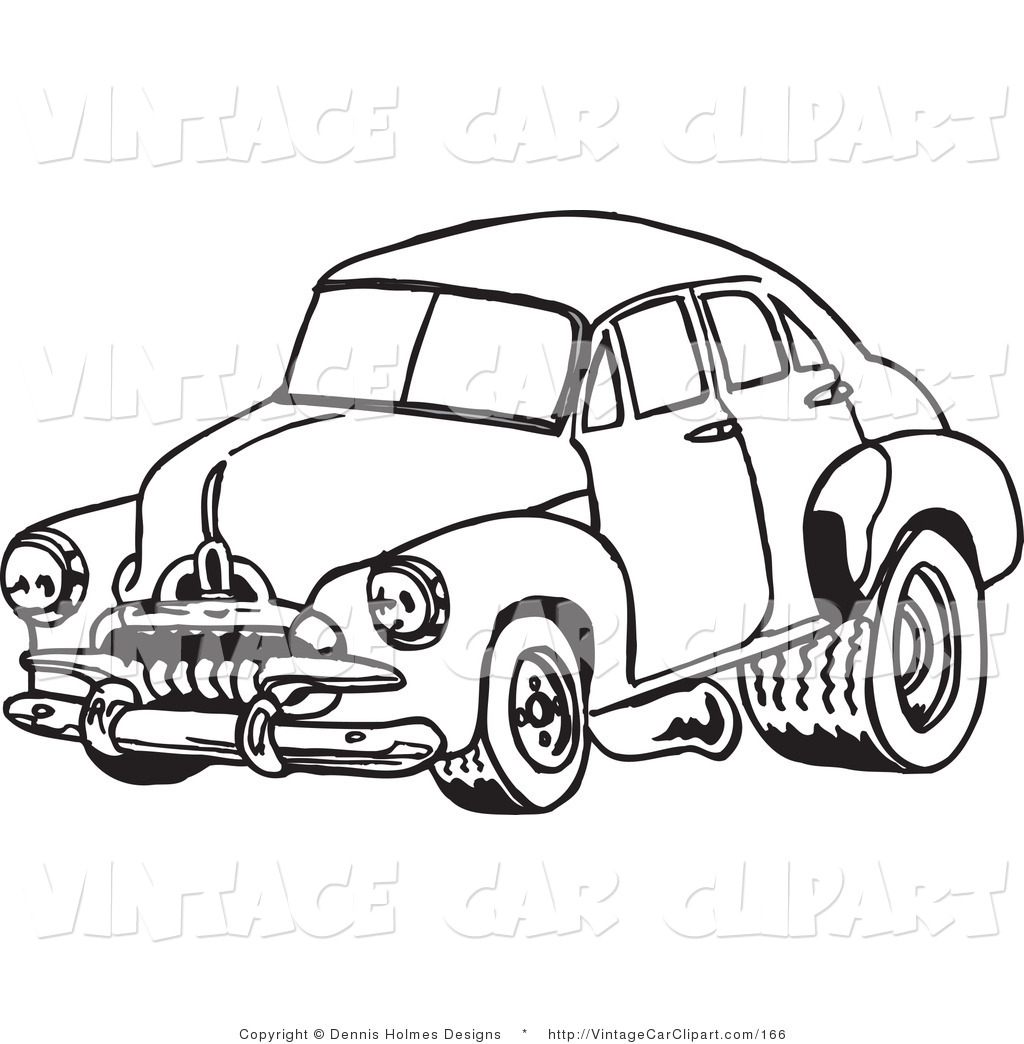 Race Car clipart classic car Panda race%20car%20clipart%20black%20and%20white Clipart And Images