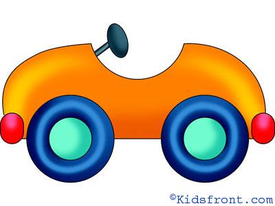 Drawn car toy car Kids to Draw Draw to