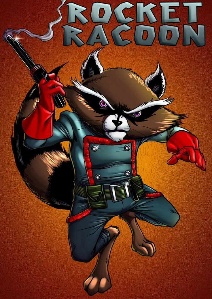 Drawn racoon comic Collection Dwayne Biddix Best by