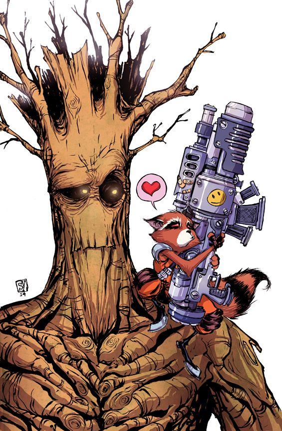 Drawn racoon comic Best Rocket on Raccoon Pinterest