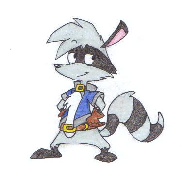 Drawn raccoon deviantart Dragovian15 by Drew Raccoon Drew