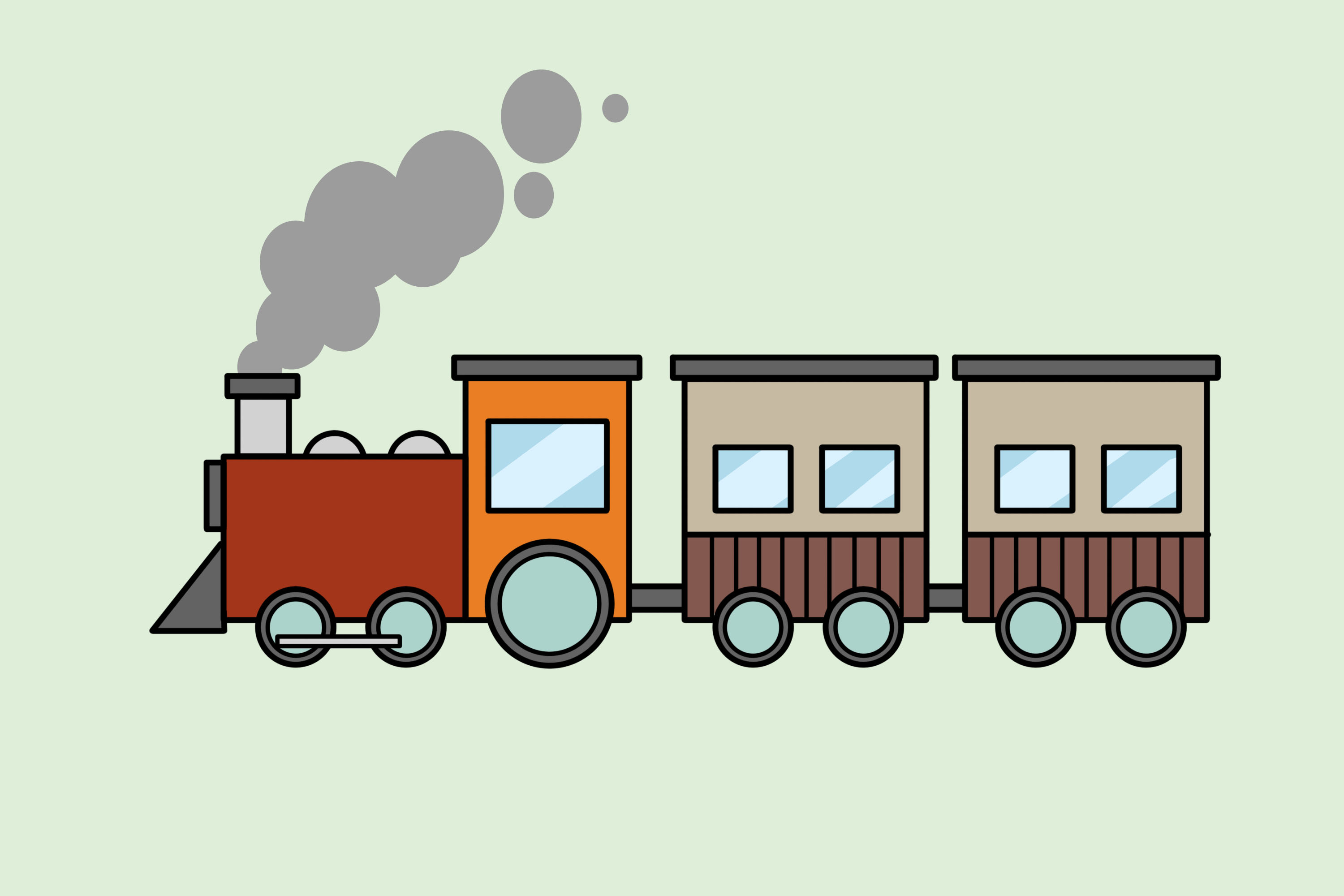 Drawn railroad WikiHow  4 Ways to