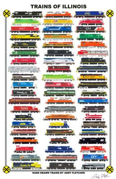 Drawn railroad andy fletcher Past ideas and Pinterest world's