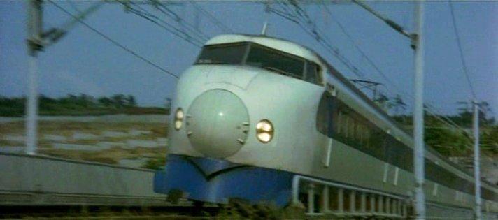 Drawn railroad bullat Rail Train Model's and Dreams