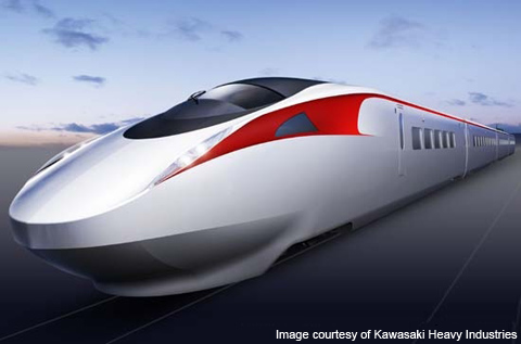 Drawn railroad bullat –  bullet Generation Next