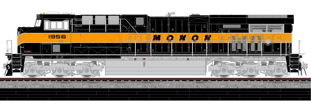 Drawn railroad csx CSX Units?  Trains Web