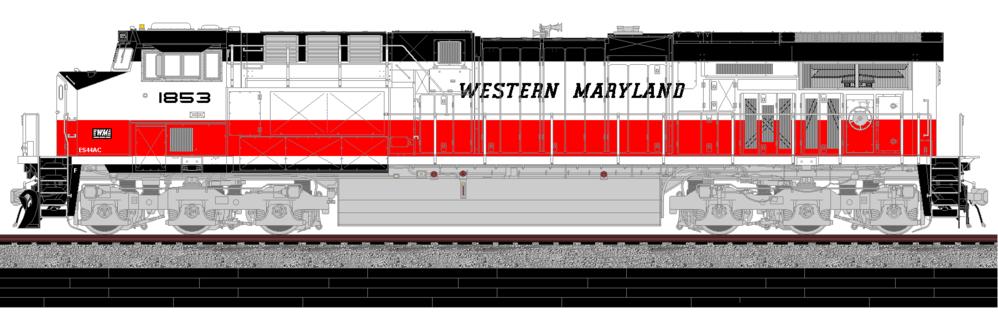 Drawn railroad csx Wire some my Trains CSX