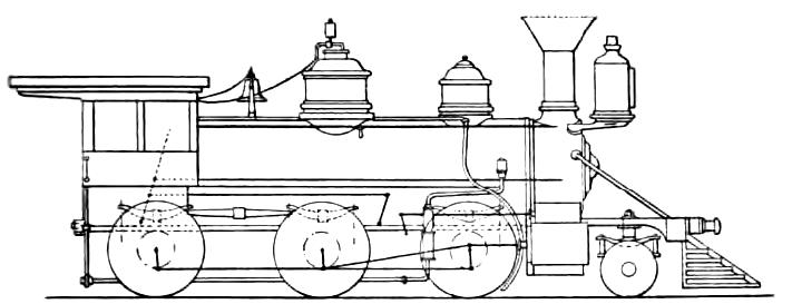 Drawn railroad draw Metal  6/ 5/1/10 wired