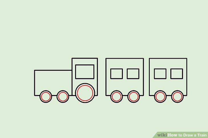 Drawn railroad easy 11 wikiHow 4 Image a