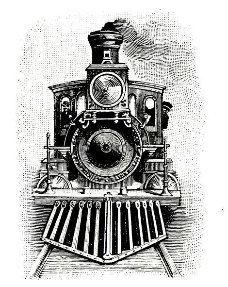 Drawn railroad illustration Steam images Google Search 15