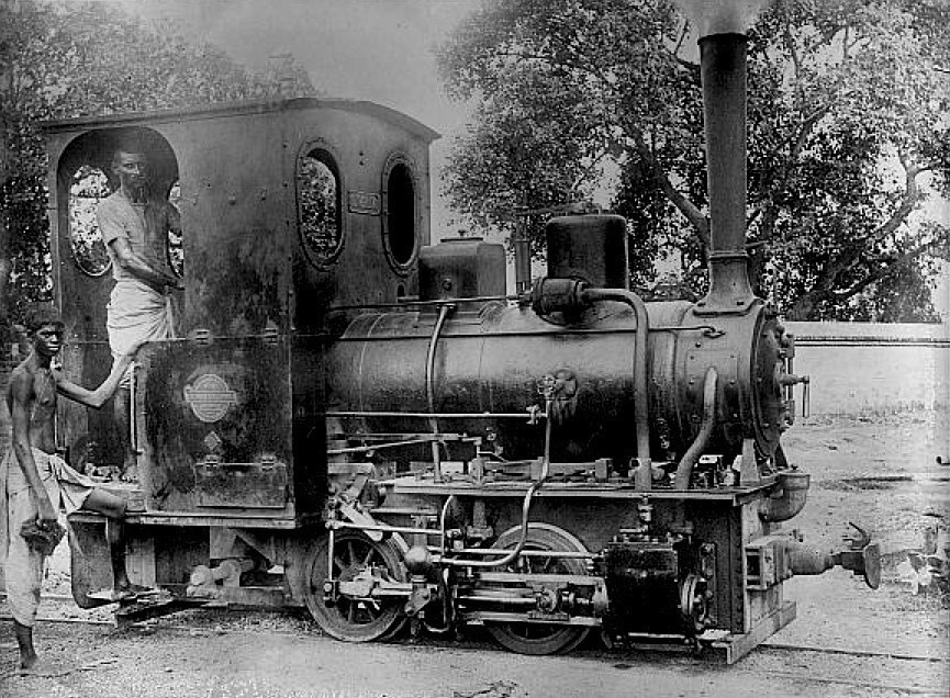 Drawn railroad indian A (Source: small from gauge