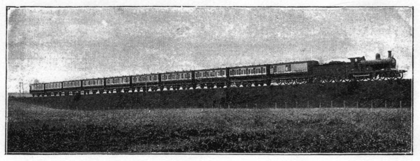 Drawn railroad japanese (1898) in By WORDS Rail