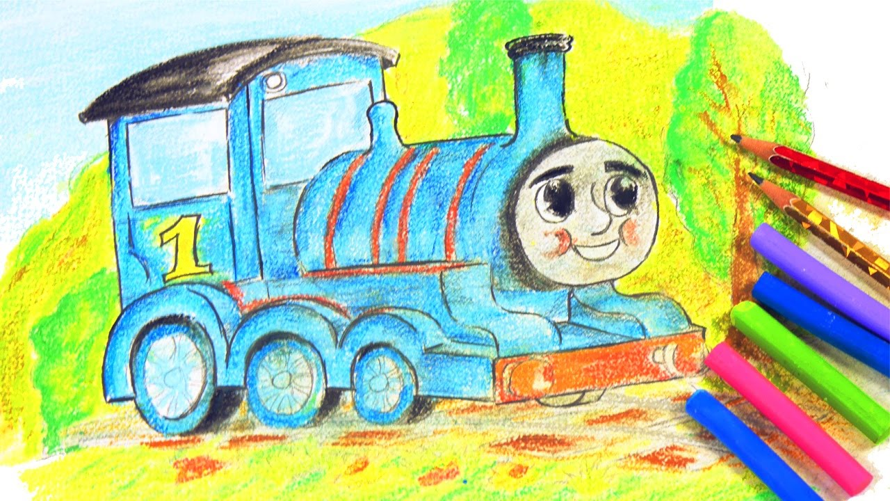 Drawn railroad kid train YouTube  VIDEO: for Train