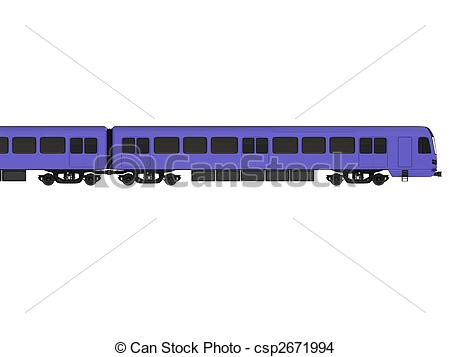 Drawn railroad metro train Isolated Drawing train white Metro