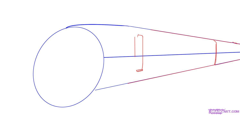 Drawn railroad shinkansen Bullet a Trains a draw