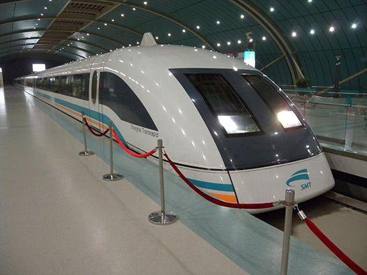 Drawn railroad superfast TRAINS transportation modes BULLET the